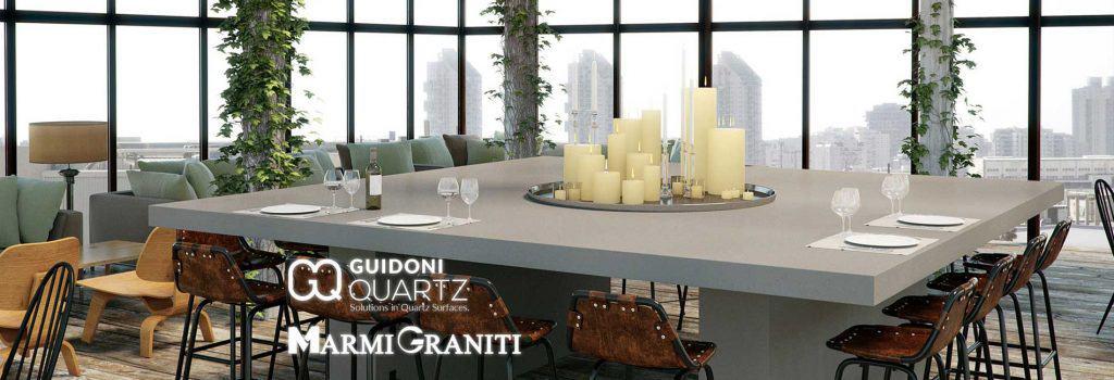 Χαλαζίες Κουζίνας Quidoni Marmi Graniti