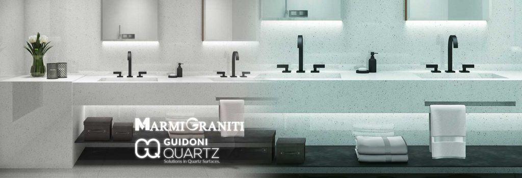 Χαλαζίες Guidoni Quartz - Marmi Graniti