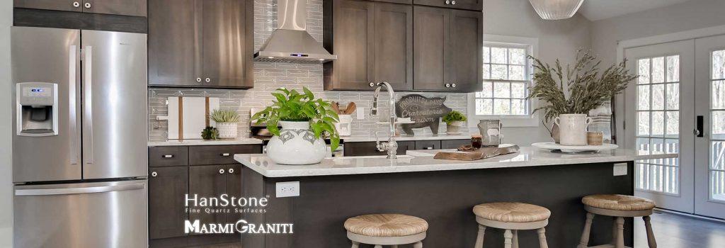 Χαλαζίες HanStone - Marmi Graniti